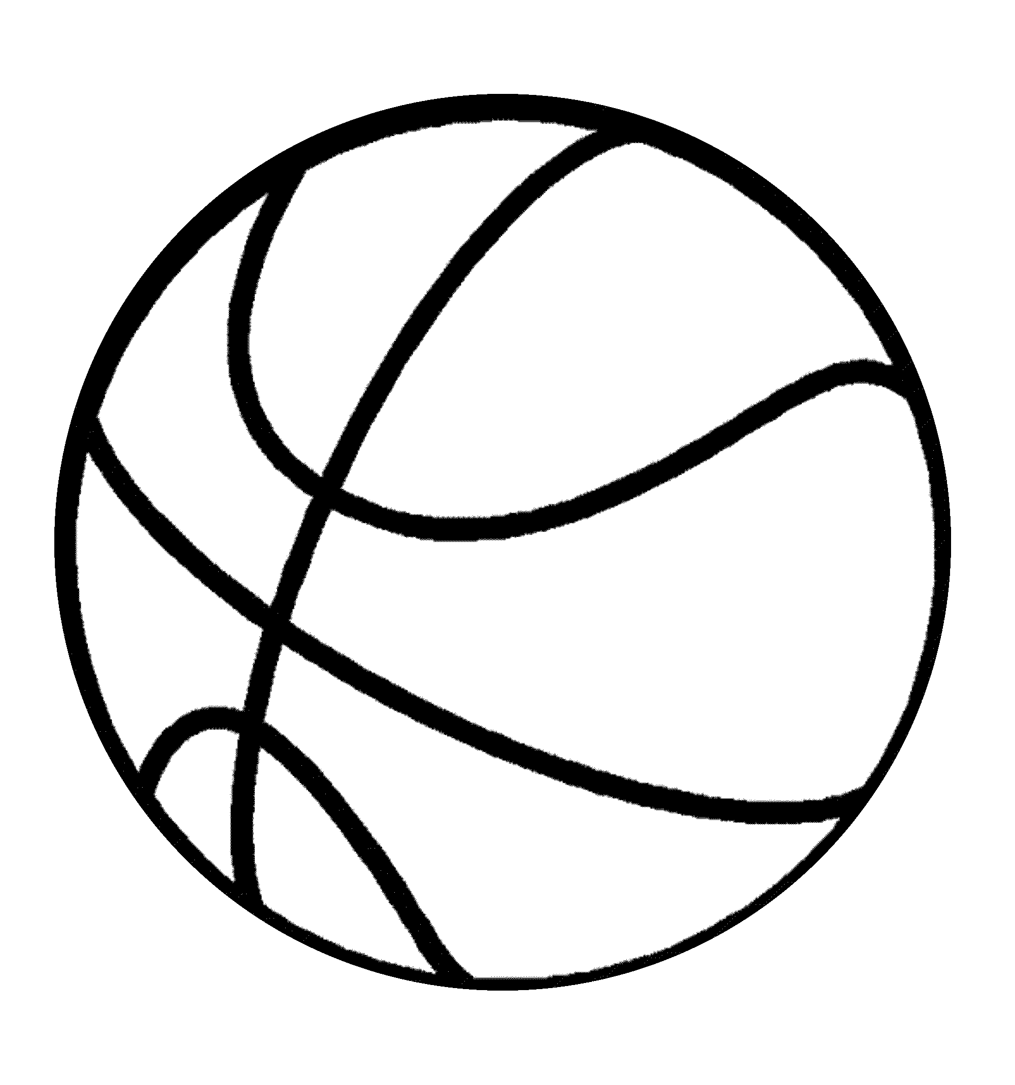 ball coloring pages ball coloring pages for kids to print for free coloring pages ball