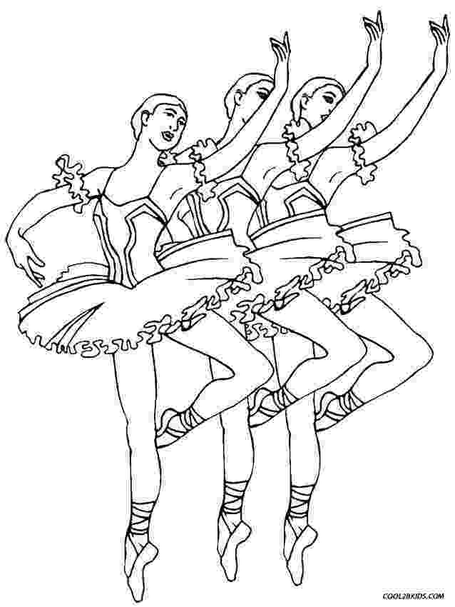 ballerina coloring pages printable ballet coloring pages for kids cool2bkids ballerina pages coloring