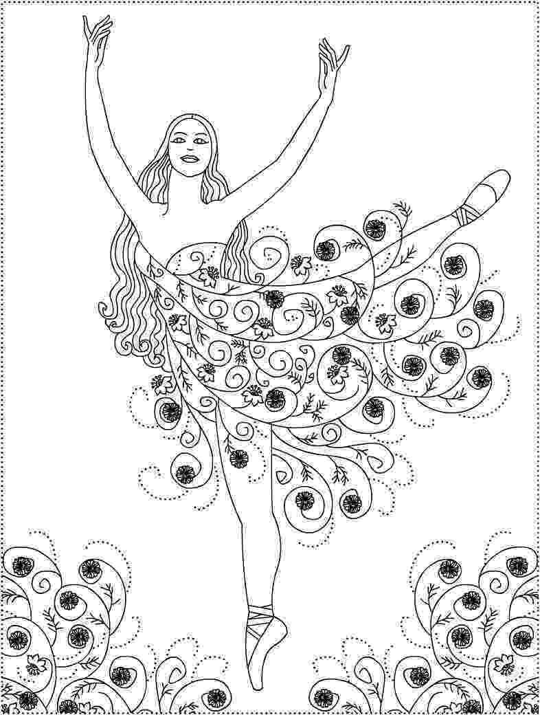 ballet coloring sheets ballerina coloring pages for childrens printable for free coloring sheets ballet