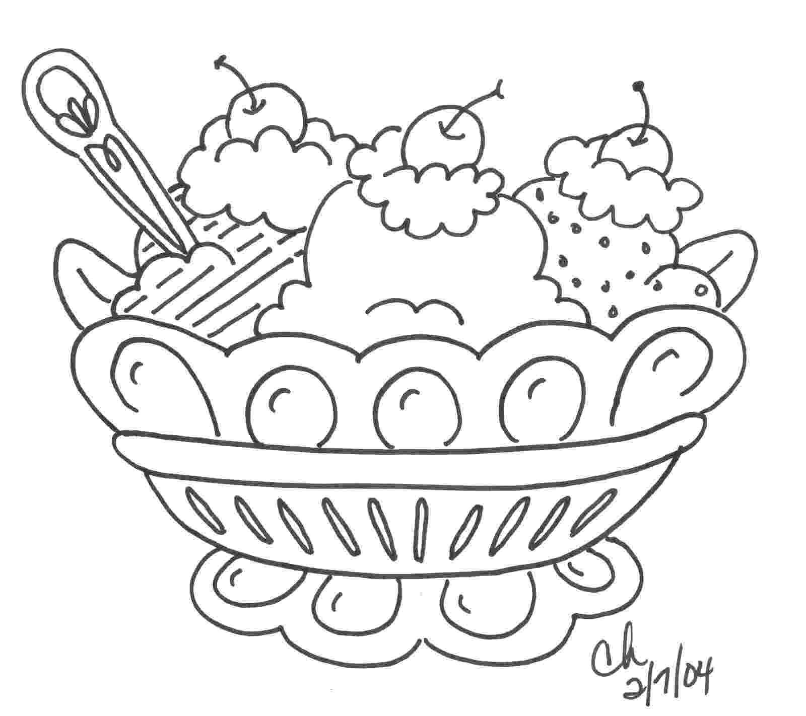 banana split coloring page banana split coloring sheet coloring page create page banana coloring split