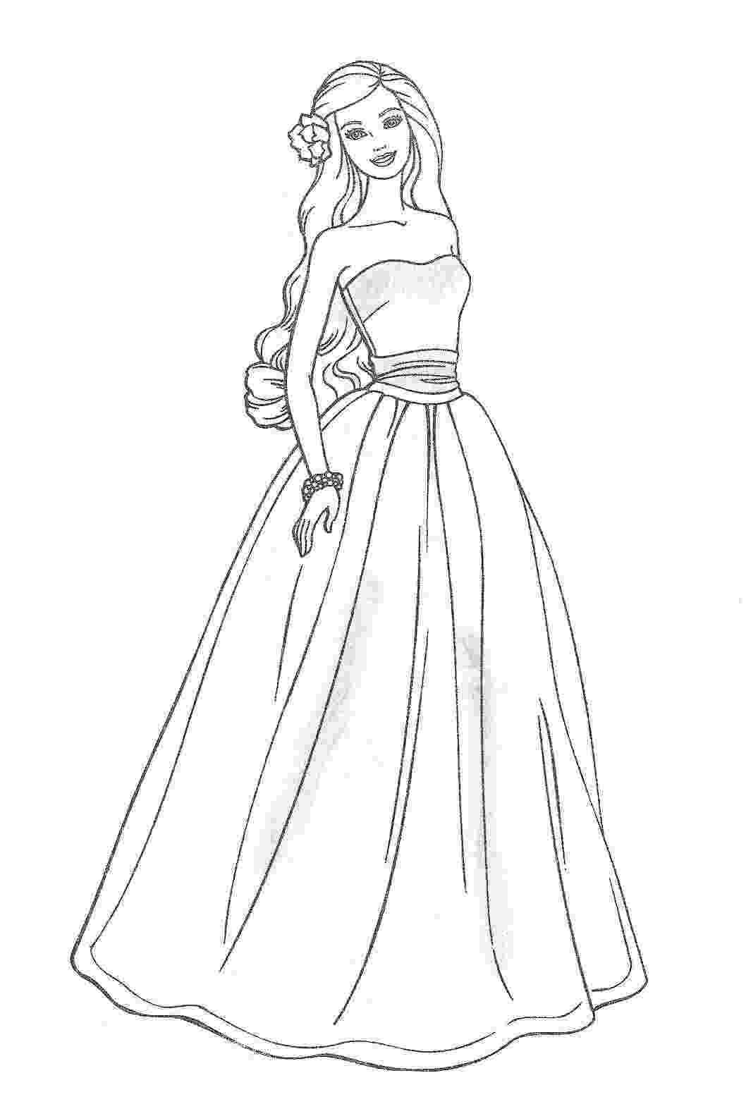 barbie colouring coloring pages barbie free printable coloring pages colouring barbie