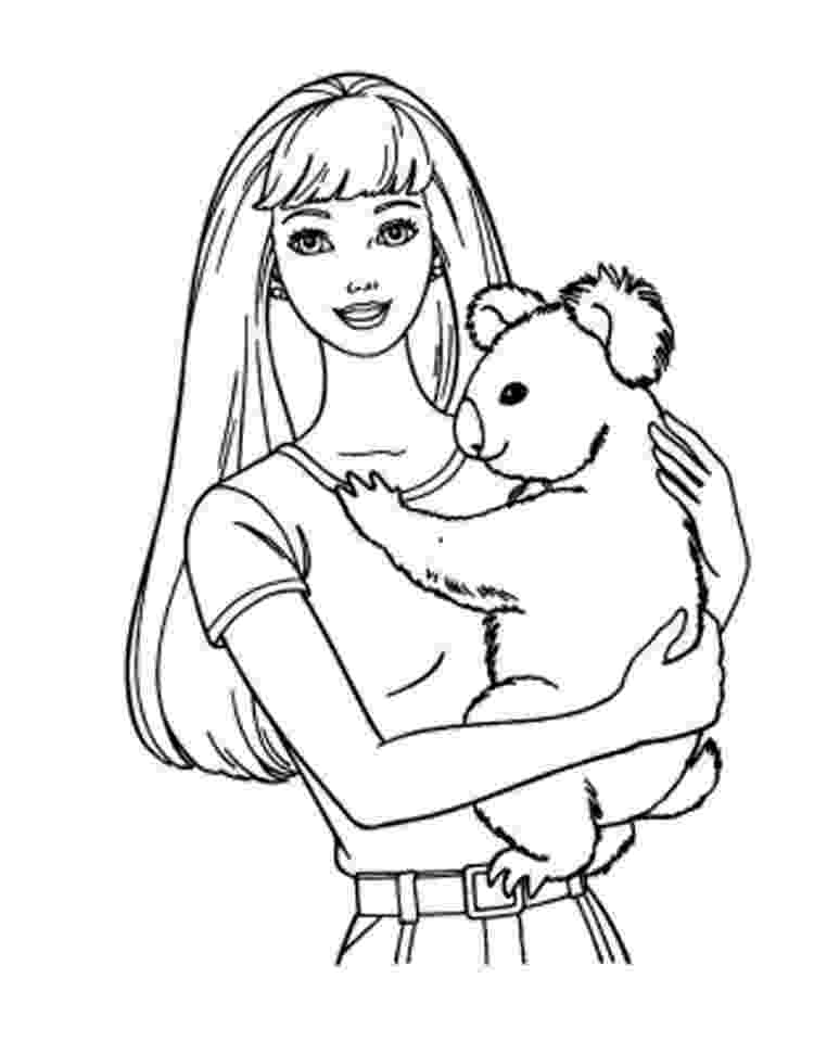 barbie colouring free coloring pages barbie coloring pages colouring barbie