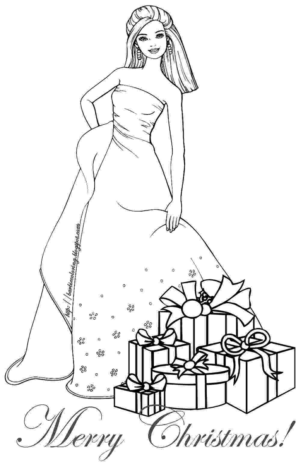 barbie free coloring pages barbie coloring pages bing images coloring pages for pages coloring barbie free