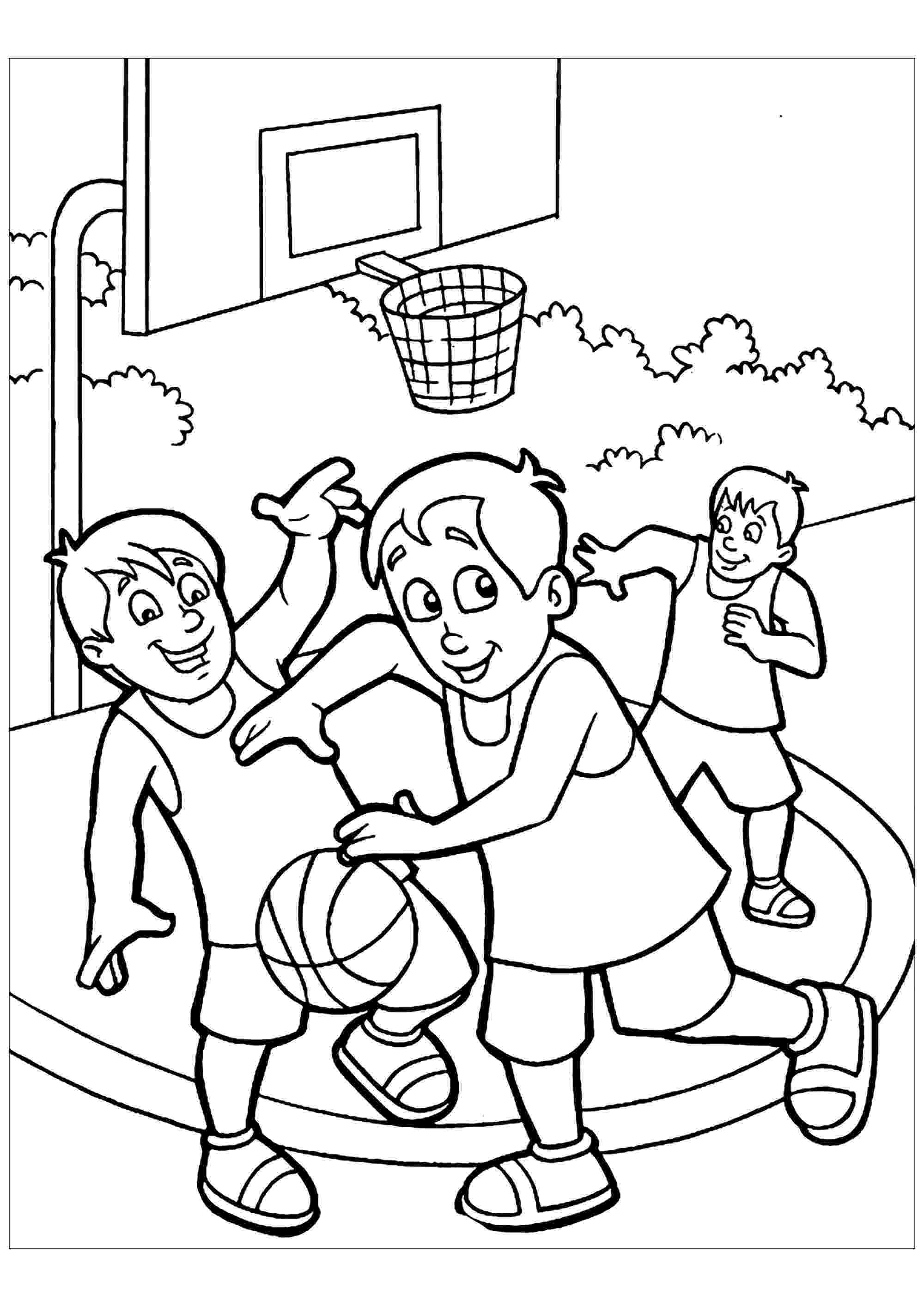 basketball pictures to color basketball coloring pages 14 basketball color to pictures