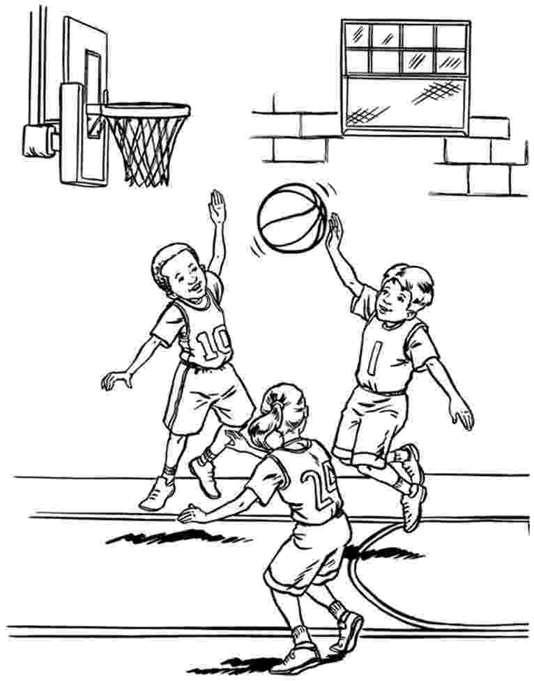 basketball pictures to color basketball free to color for kids basketball kids color basketball pictures to