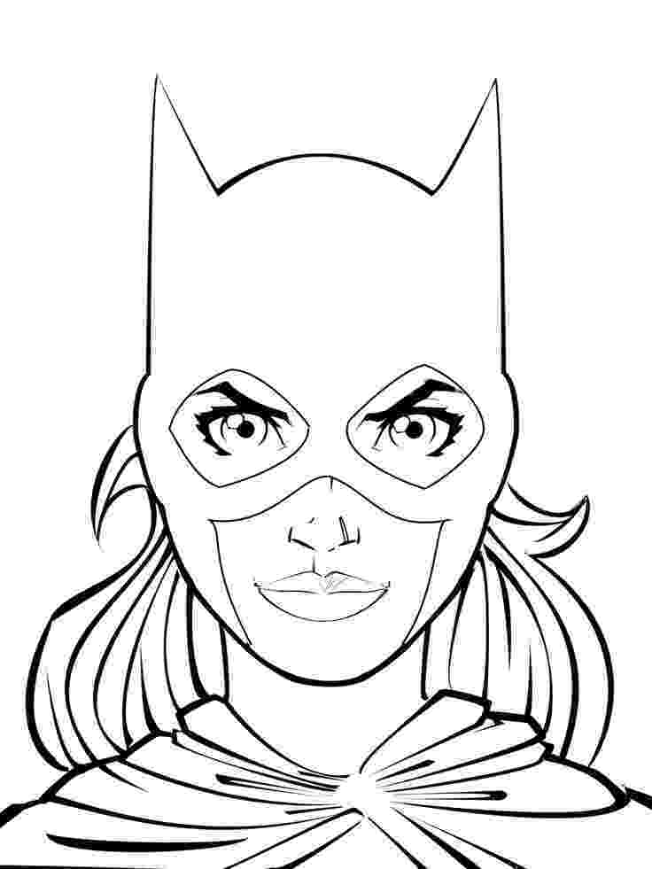 batgirl coloring page batgirl coloring pages coloring pages for free coloring page batgirl