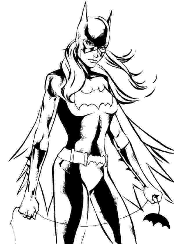 batgirl coloring page batgirl coloring pages to download and print for free coloring batgirl page