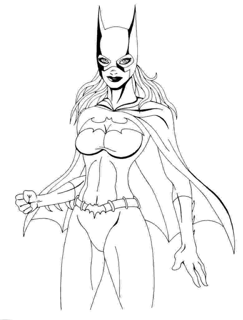 batgirl coloring page batgirl coloring pages to download and print for free coloring page batgirl