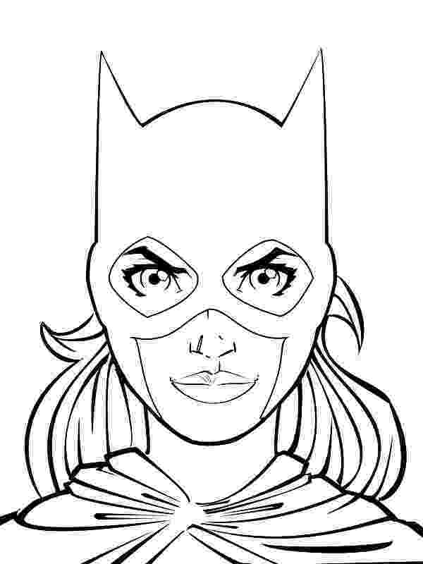 batgirl coloring page batgirl coloring pages to download and print for free coloring page batgirl 1 1