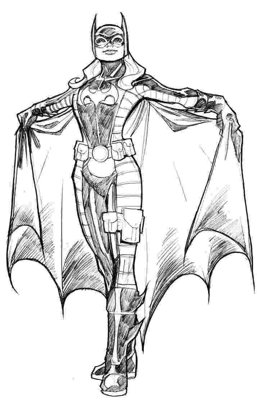 batgirl coloring page free printable batgirl coloring pages for kids page batgirl coloring 1 3