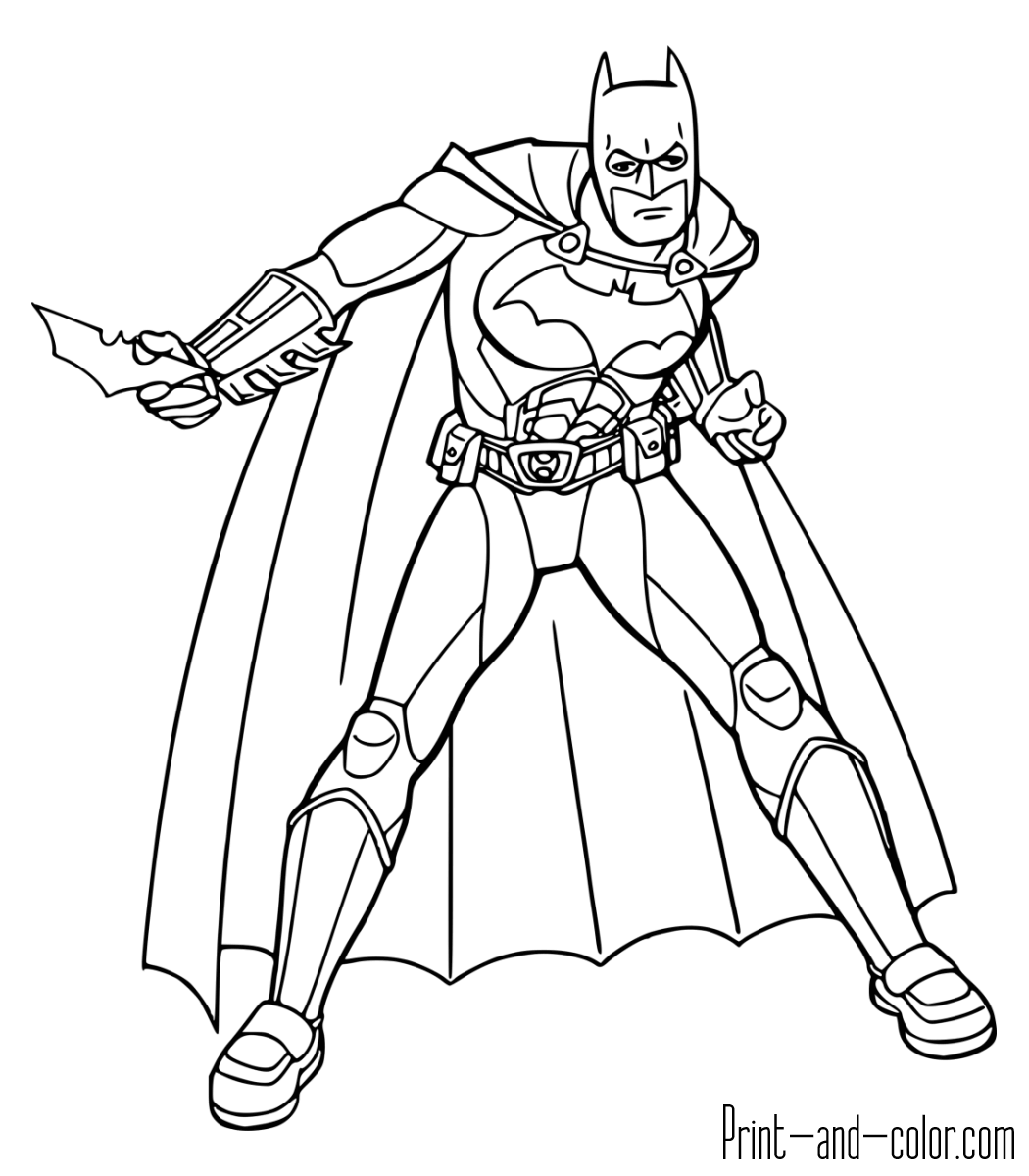 batman coloring batman and robin coloring pages to download and print for free batman coloring