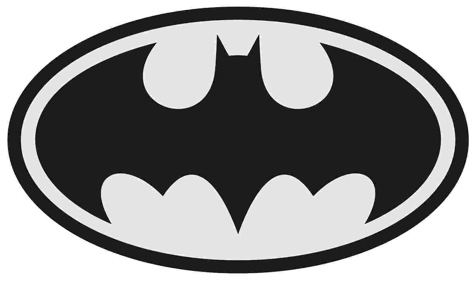 batman emblem printable batman logo printable template free printable papercraft emblem batman printable