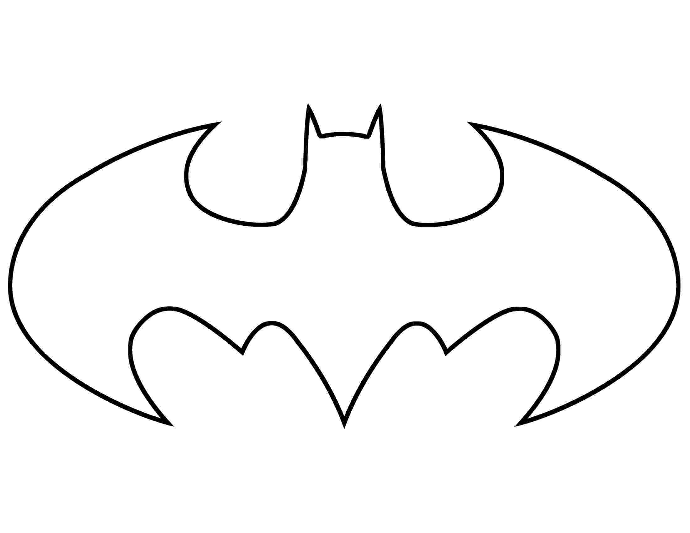 batman emblem printable batman smalltowntxmama batman printable emblem