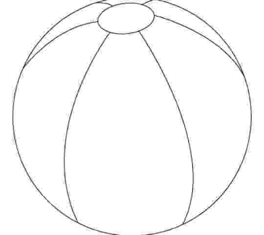 beach ball coloring pages beach ball coloring pages clipartsco ball pages beach coloring