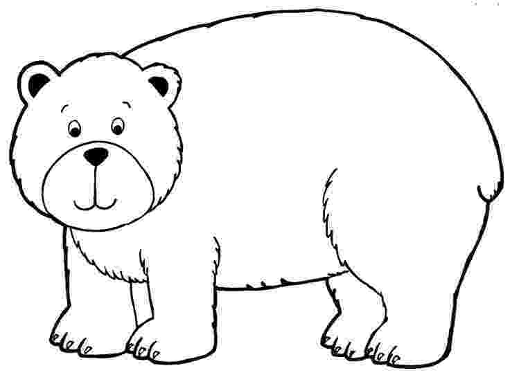 bear pictures to color free printable teddy bear coloring pages technosamrat pictures bear to color