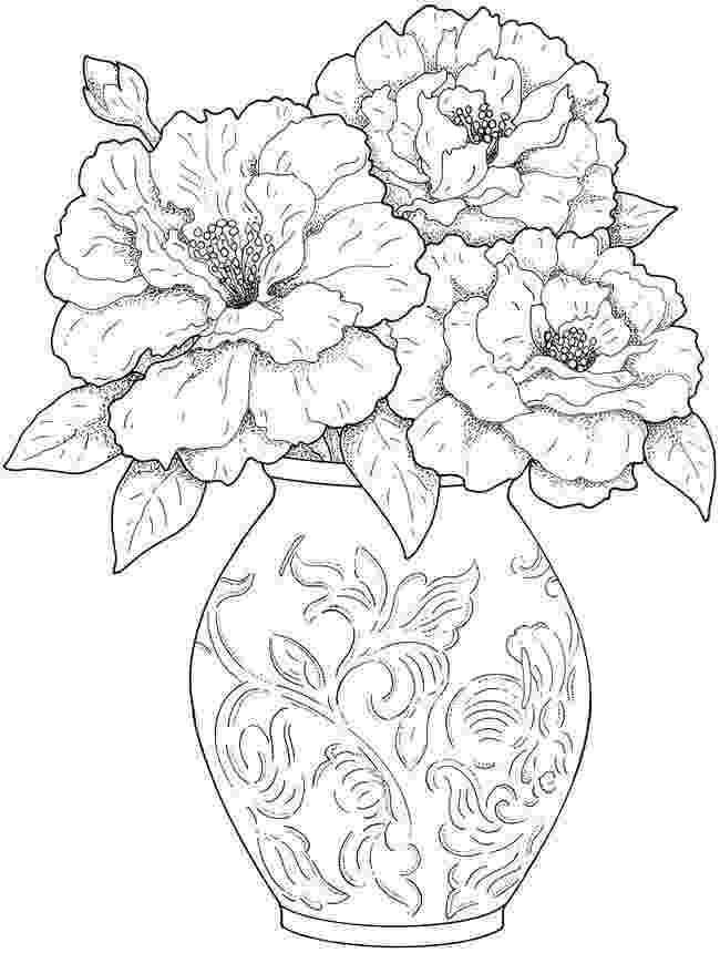 beautiful flowers coloring pages beautiful flowers flowers coloring pages for kids to pages coloring flowers beautiful