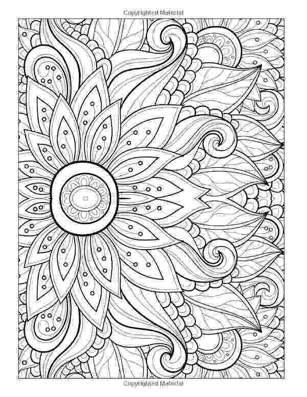 beautiful flowers coloring pages coloring books for grown ups calvin was right coloring flowers pages beautiful