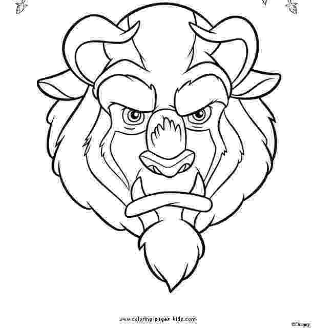 beauty and the beast pictures to colour coloring pages for beauty and the beast cute kawaii pictures beast the beauty colour to and