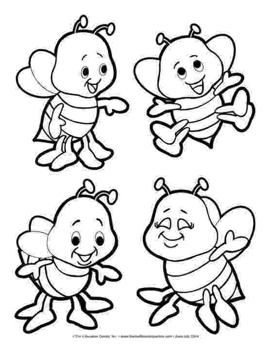 bee coloring sheet bee coloring pages bees on the net bee coloring sheet