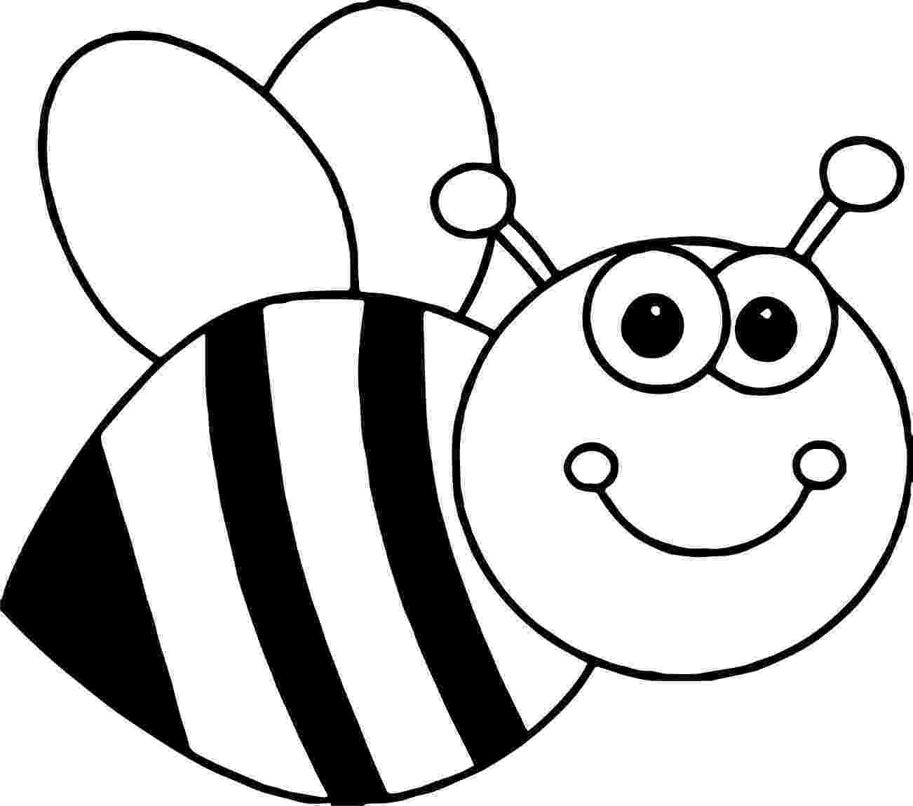 bee coloring sheet bees coloring page free bees online coloring bee sheet bee coloring