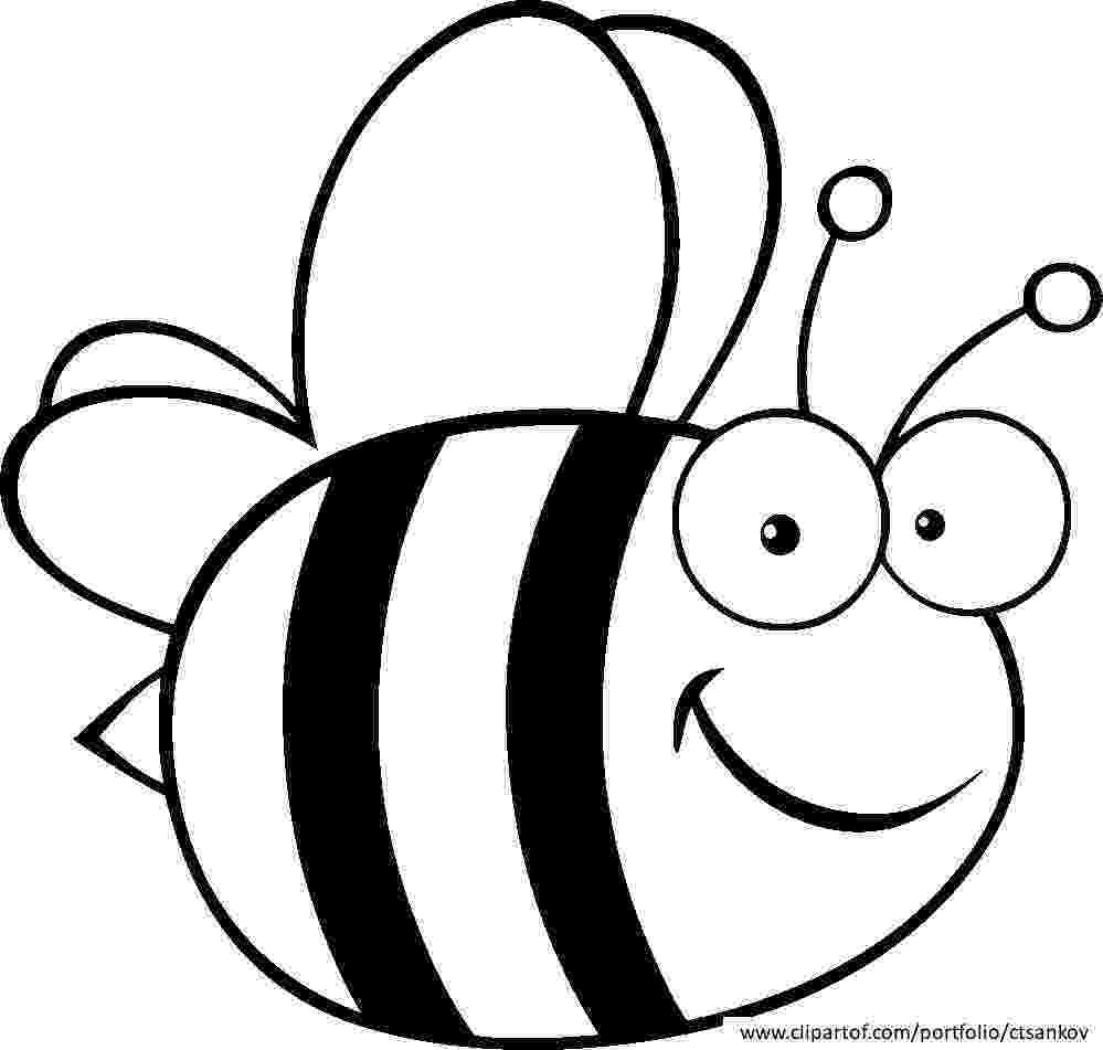 bee coloring sheet free printable bumble bee coloring pages for kids bee coloring sheet