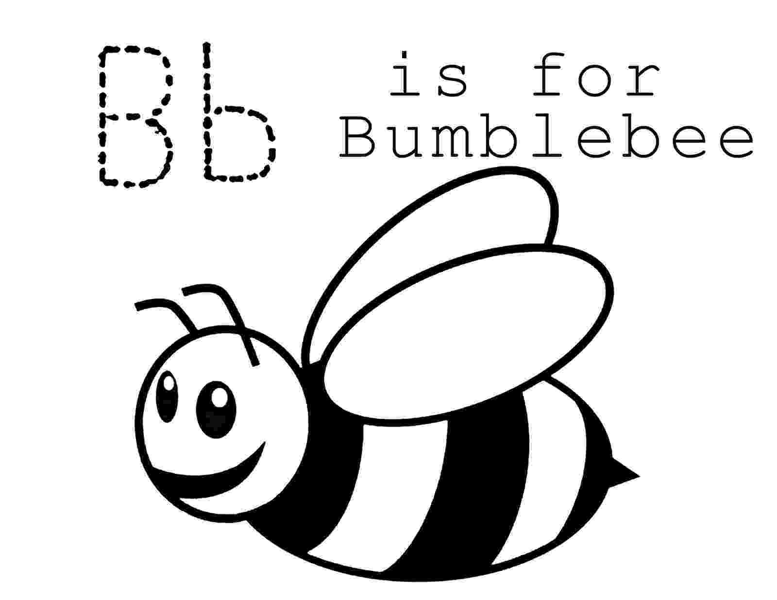 bee coloring sheet free printable bumble bee coloring pages for kids bee coloring sheet 1 1