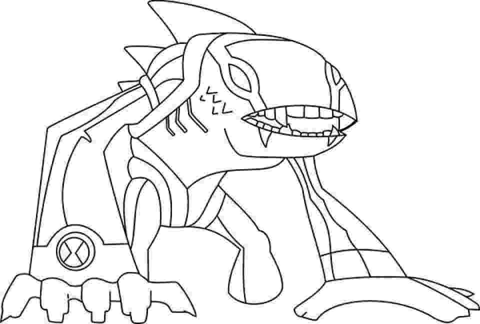 ben 10 print ben 10 coloring pages free printable coloring pages print ben 10