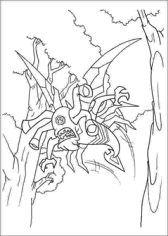 ben ten coloring book printable ben ten coloring pages for kids cool2bkids book ben coloring ten