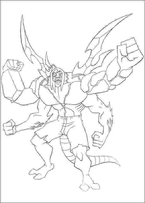 ben10 colouring ben 10 coloring pages free printable coloring pages ben10 colouring