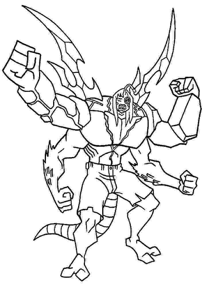 ben10 colouring ben 10 coloring pages free printable coloring pages colouring ben10 1 1