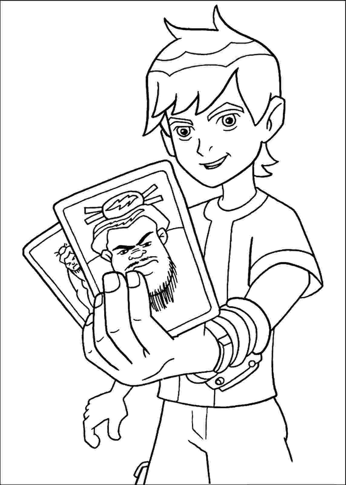 ben10 colouring ben 10 wildvine coloring page free printable coloring pages ben10 colouring