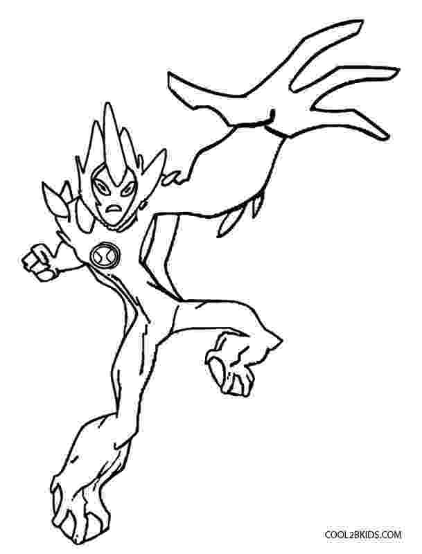 ben10 colouring free printable coloring pages cool coloring pages ben ben10 colouring