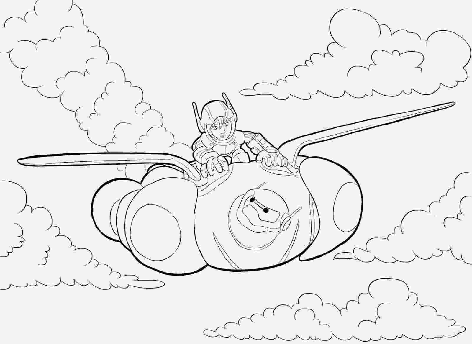 big hero 6 coloring book big hero 6 coloring pages getcoloringpagescom hero 6 big coloring book