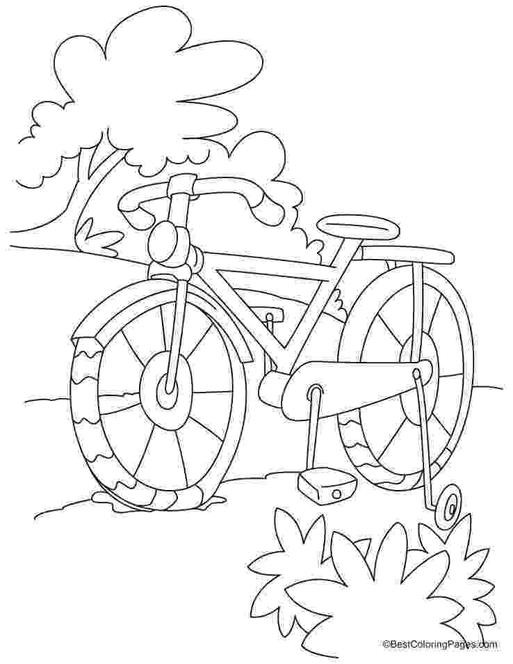 bike coloring pages cycling bike coloring page wecoloringpagecom pages bike coloring