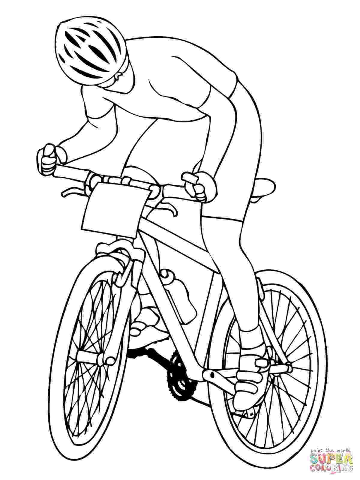 bike coloring pages road trip ideas for kids travel snacks games my life bike coloring pages