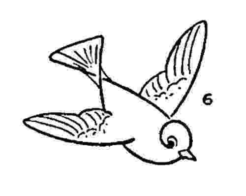 bird printable kids vintage printable draw some birds the graphics fairy bird printable