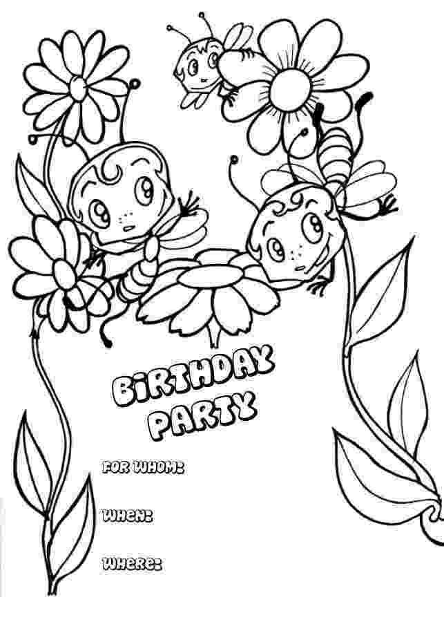 birthday card coloring page 25 free printable happy birthday coloring pages card page birthday coloring
