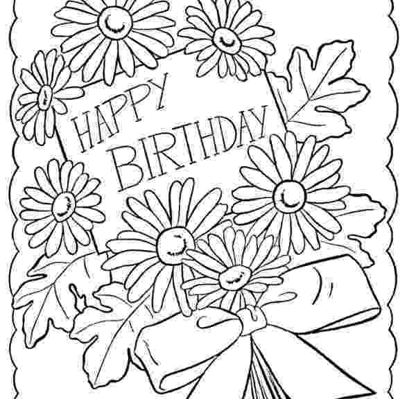 birthday card coloring page amazoncom happy birthday kid set of coloring greeting page coloring card birthday