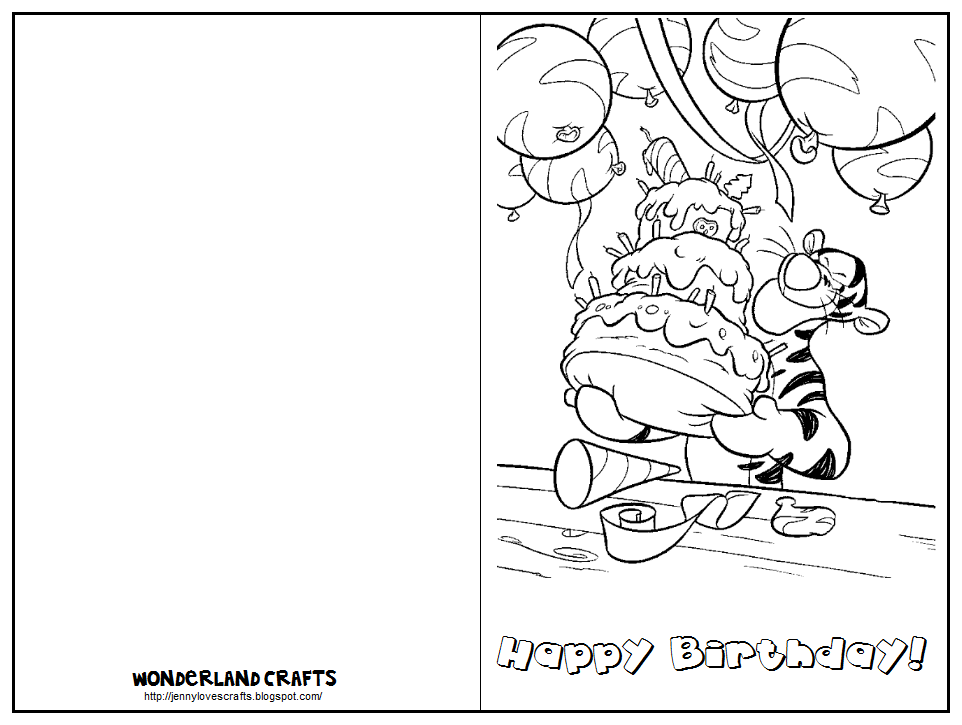 birthday card coloring page birthday online coloring pages page 1 card coloring page birthday