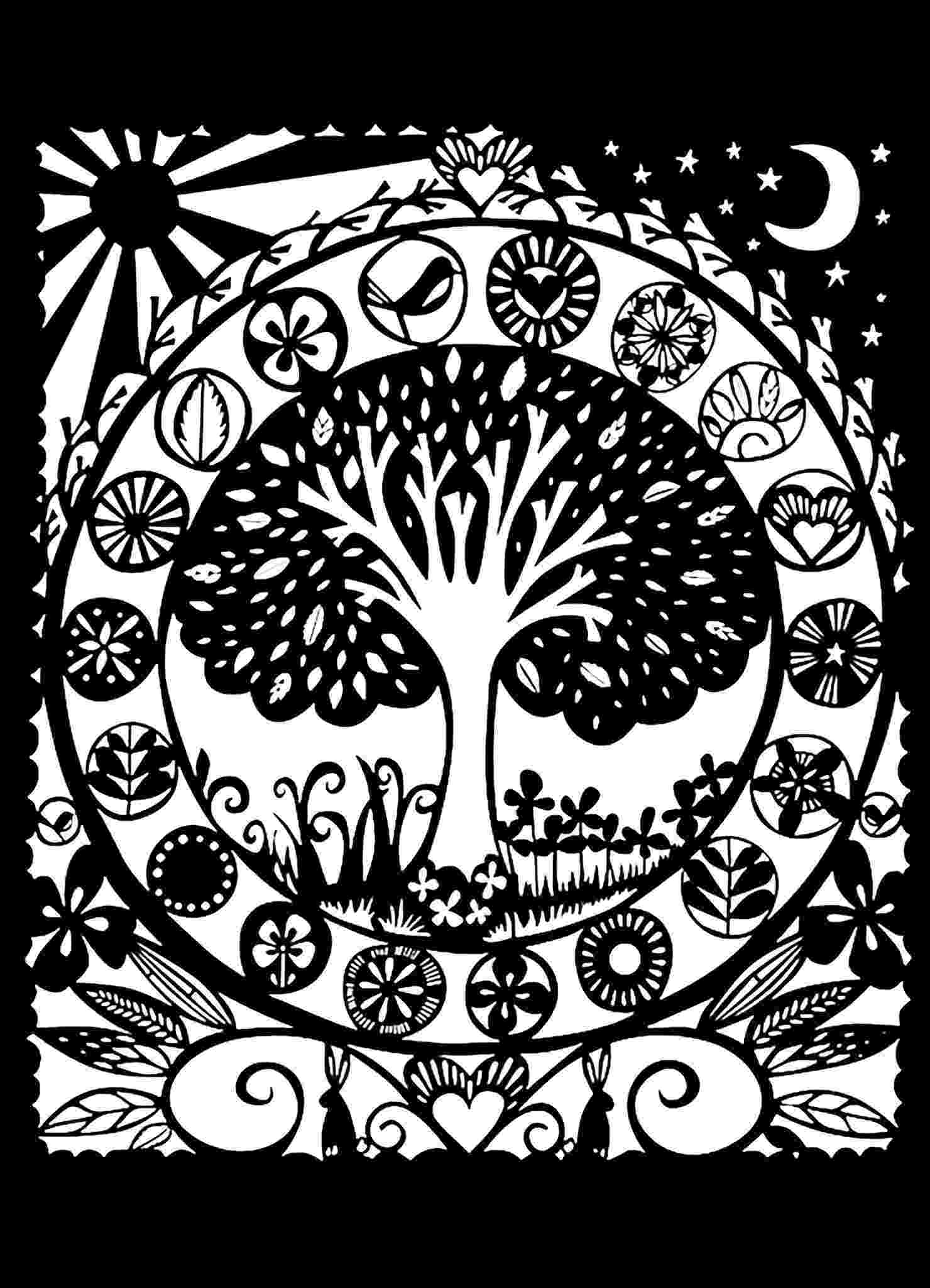 black and white coloring pages for adults free clipart of a black and white adult coloring page adults pages white coloring for and black