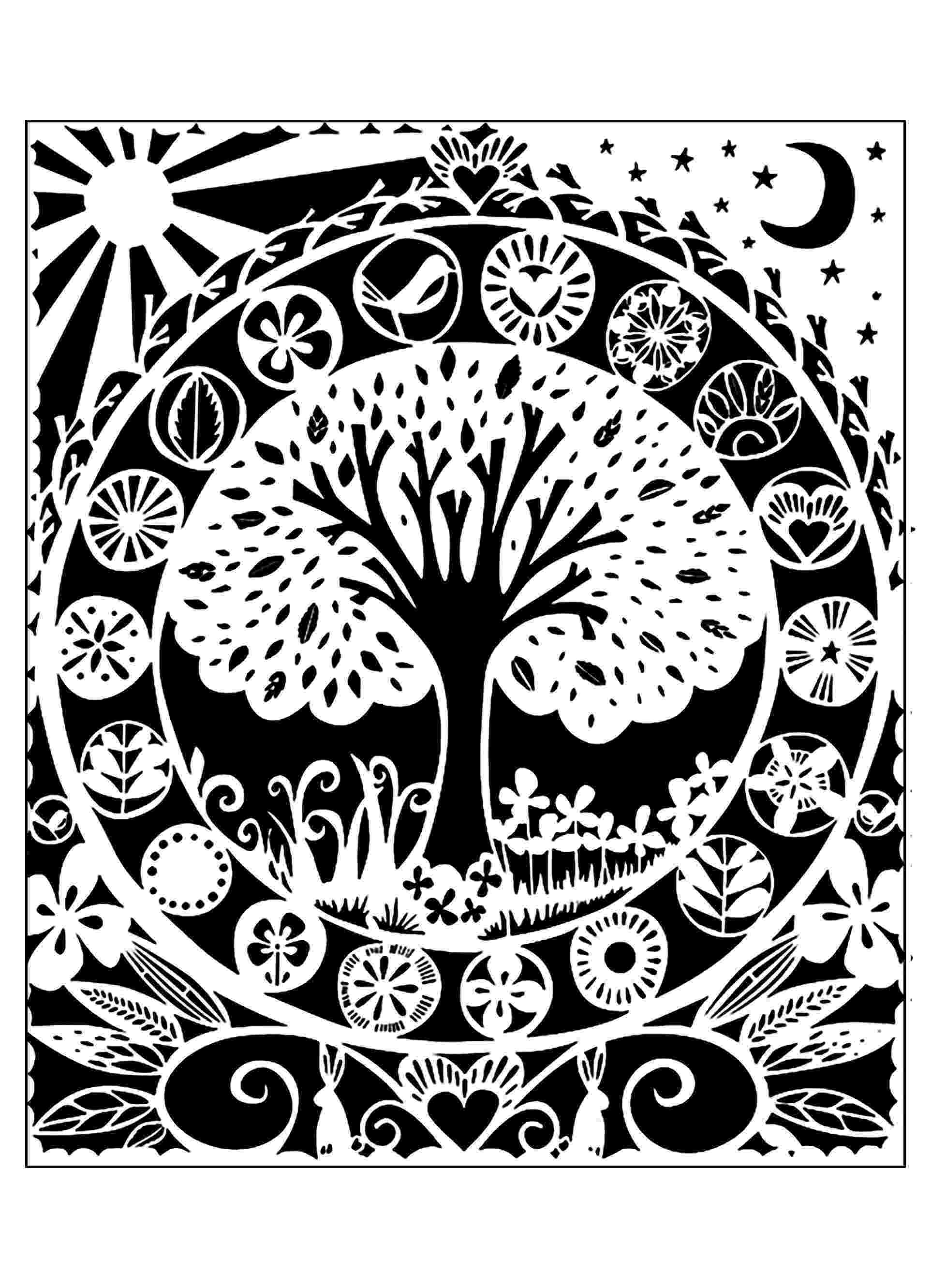 black and white coloring pages for adults free clipart of a black and white adult coloring page and black coloring adults white pages for