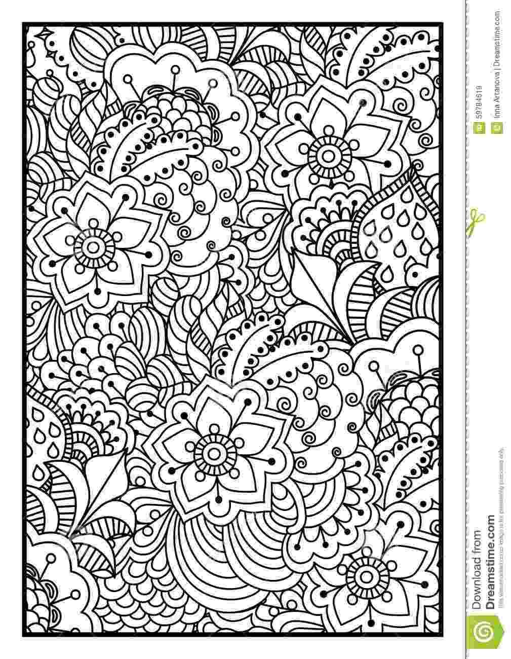 black and white coloring pages for adults items similar to printable zen critters quotsun elephant coloring black adults and pages white for