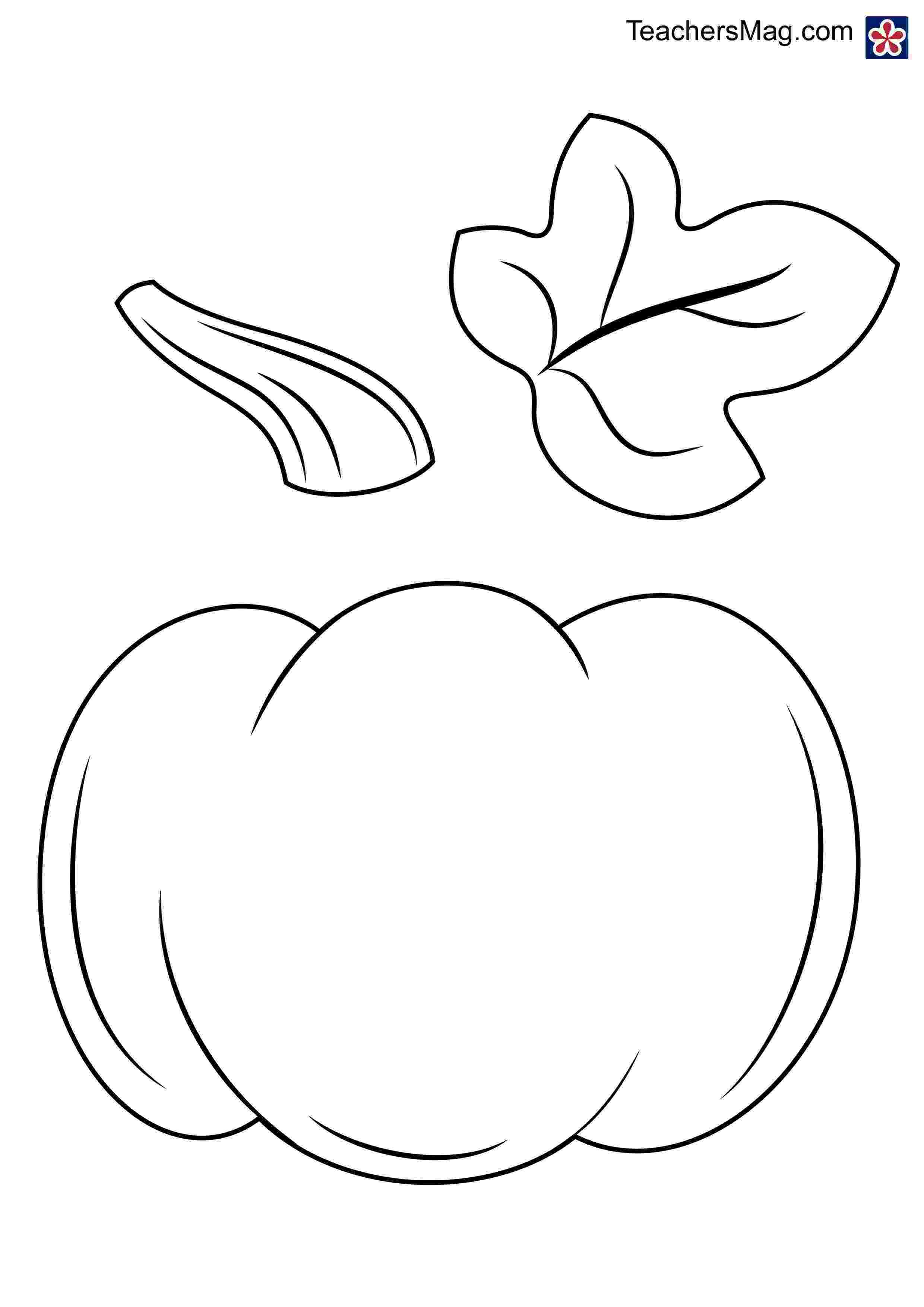 blank pumpkin blank pumpkin template and pumpkin season clip art set tpt pumpkin blank