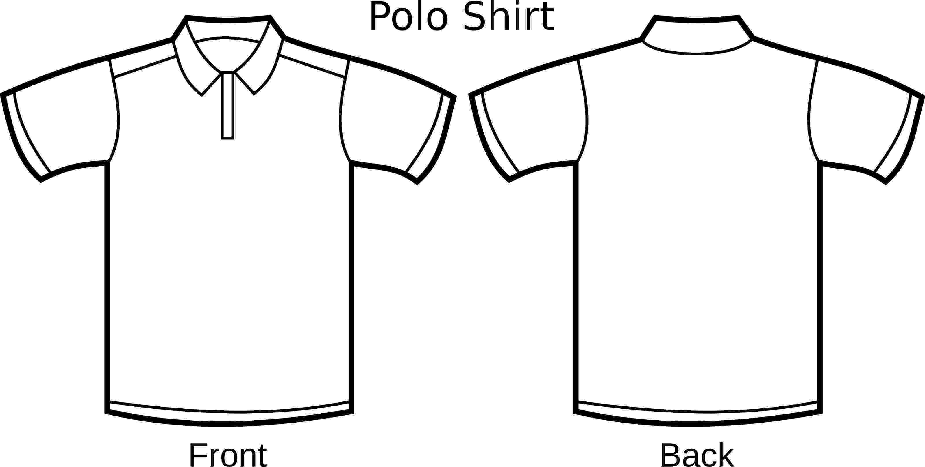 blank tshirt template pdf free t shirt template printable download free clip art template pdf tshirt blank