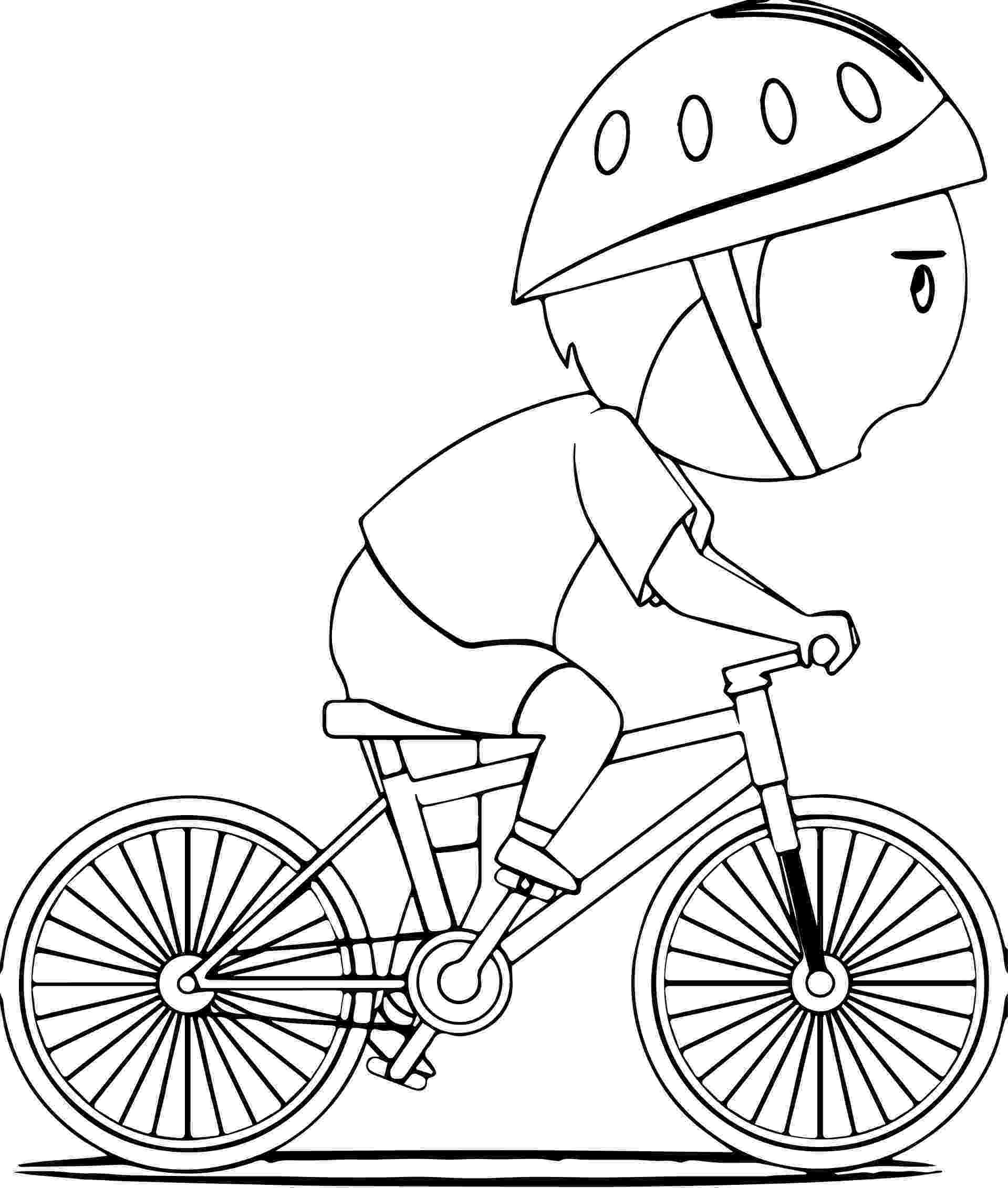 bmx bike coloring pages 7 9 years colouring pages per age kiddicolour pages bmx bike coloring