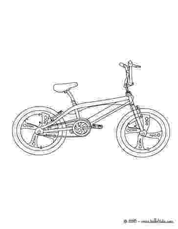 bmx bike coloring pages bike coloring page getcoloringpagescom coloring bike pages bmx