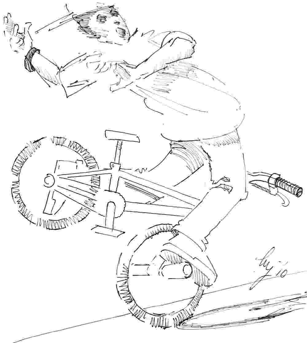 bmx bike coloring pages bmx bike coloring page at getcoloringscom free pages coloring bike bmx