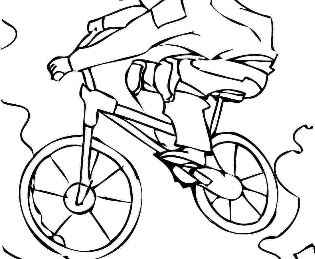 bmx bike coloring pages bmx racing coloring page screenfonds bmx bike pages coloring