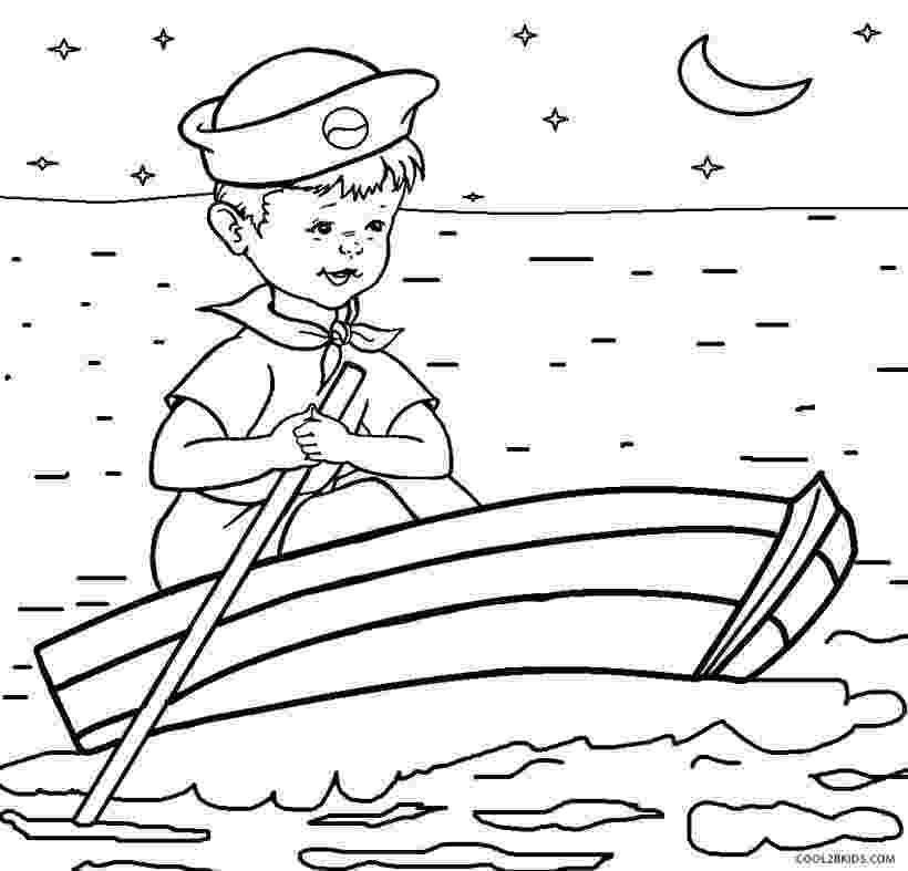 boat coloring page boat coloring page getcoloringpagescom boat page coloring