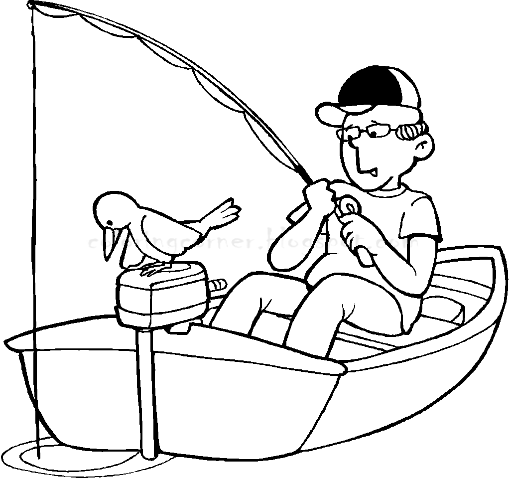 boat coloring page boat coloring pages boat page coloring